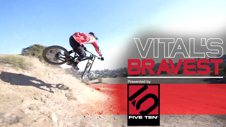 Vital's Bravest - Monthly Contest Presented by Five Ten - November Winner
