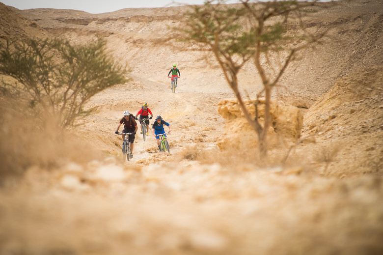 Exploring new terrain in Israel