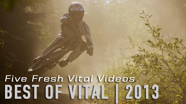 Best of Vital 2013 - Five Fresh Vital Videos