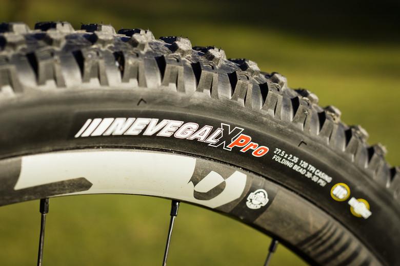 Блог компании Триал-Спорт: Kenda Nevegal X Pro – тест и впечатления