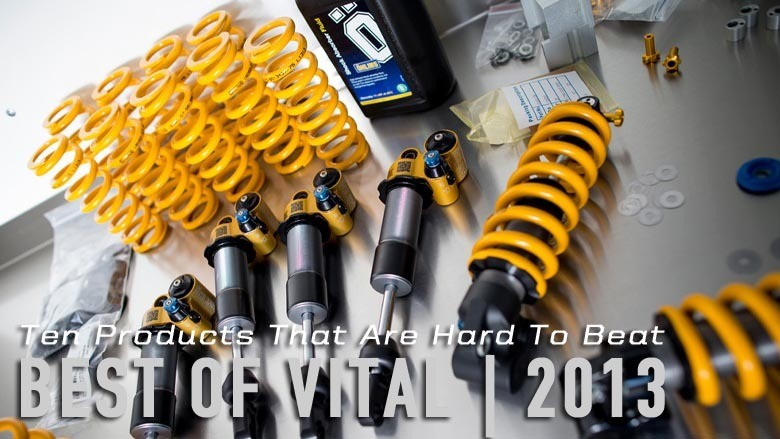 Best of Vital 2013 - Ten Products That Are Hard To Beat