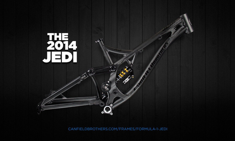 First Look: 2014 Canfield Brothers Jedi