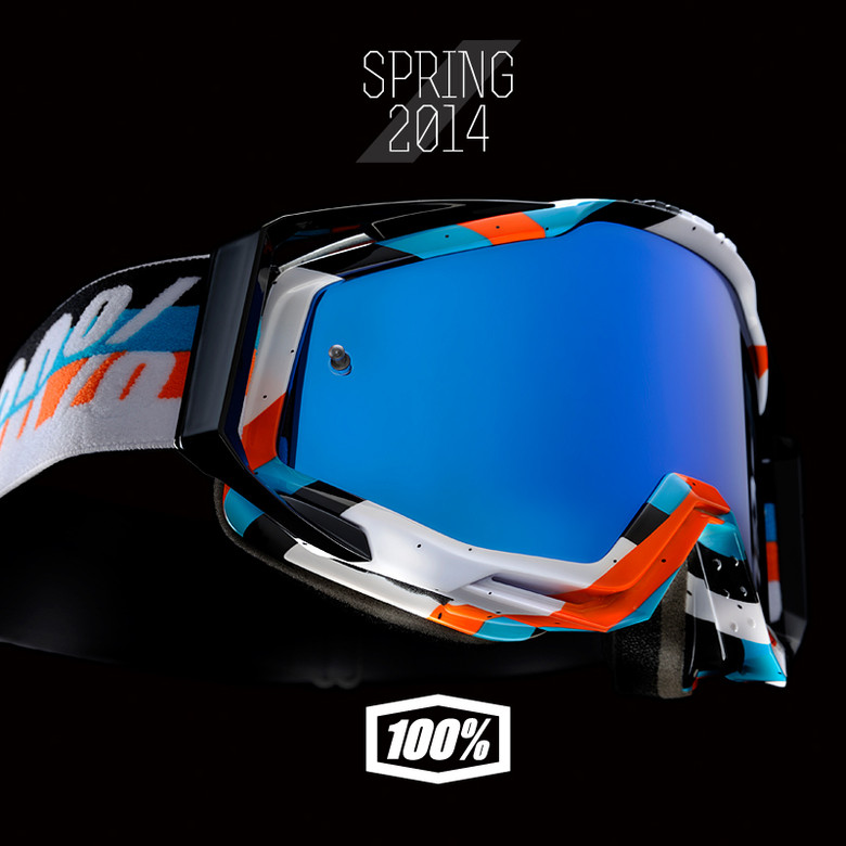 Sneak Peek: 100% Spring 2014 Goggles and More