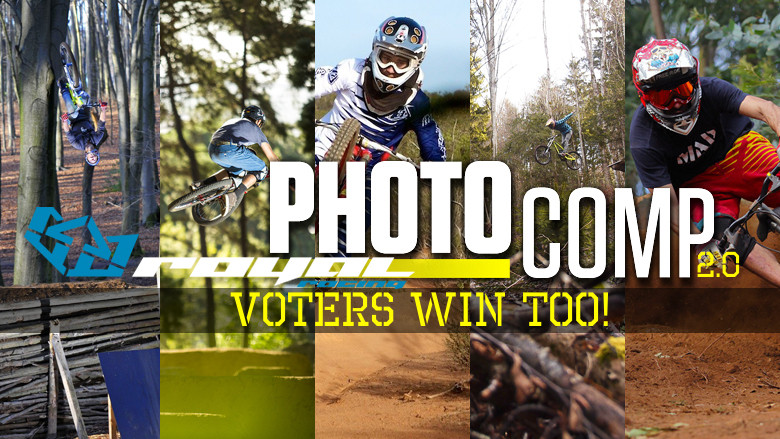 Vital MTB Weekly Photo Comp - Presented by Royal Racing
