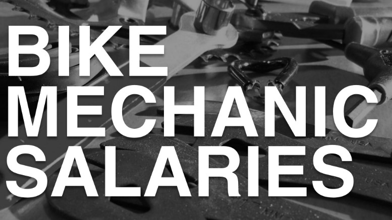 How Much Money Does a Bike Mechanic Make? The Answer May Surprise You