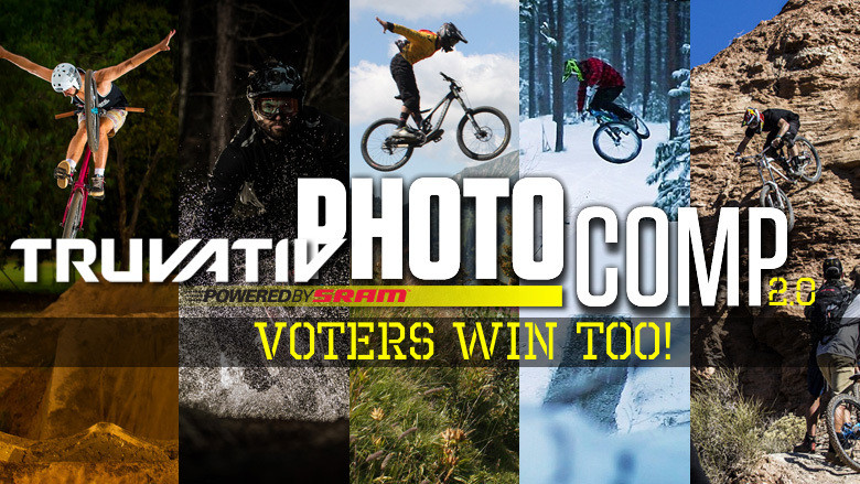 Vital MTB Weekly Photo Comp - Presented by Truvativ