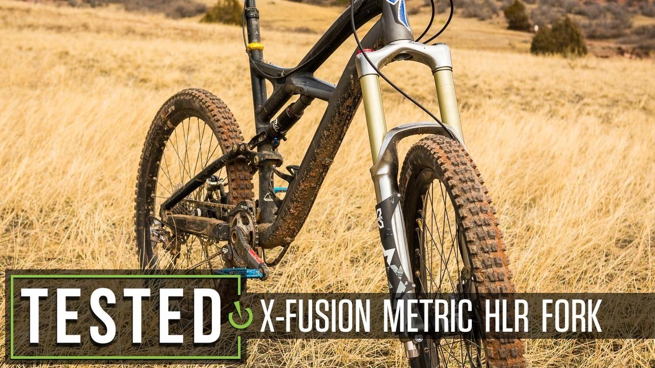 Блог компании TEAMMANO: Обзор вилки X-Fusion Metric HLR