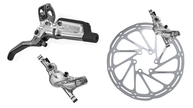 SRAM Introduces All-New GUIDE Brakes