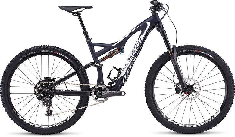 It's Official! Specialized Goes 650B with Stumpjumper EVO Models