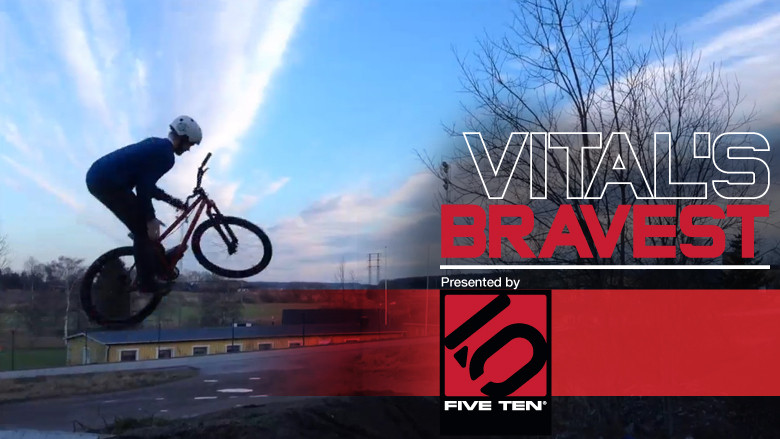 Vital's Bravest - Monthly Contest Presented by Five Ten - March Winner