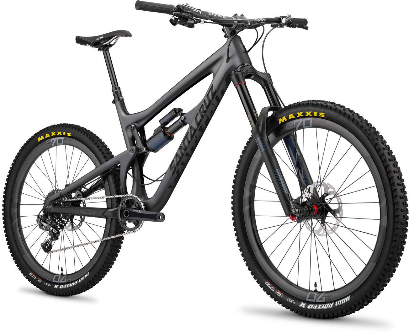 First Look 2014 Enve M Series Carbon Wheels Mountain Bikes