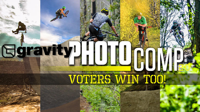 Vital MTB Weekly Photo Comp - Presented by Gravity