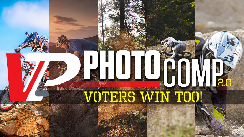 Vital MTB Weekly Photo Comp - Presented by VP