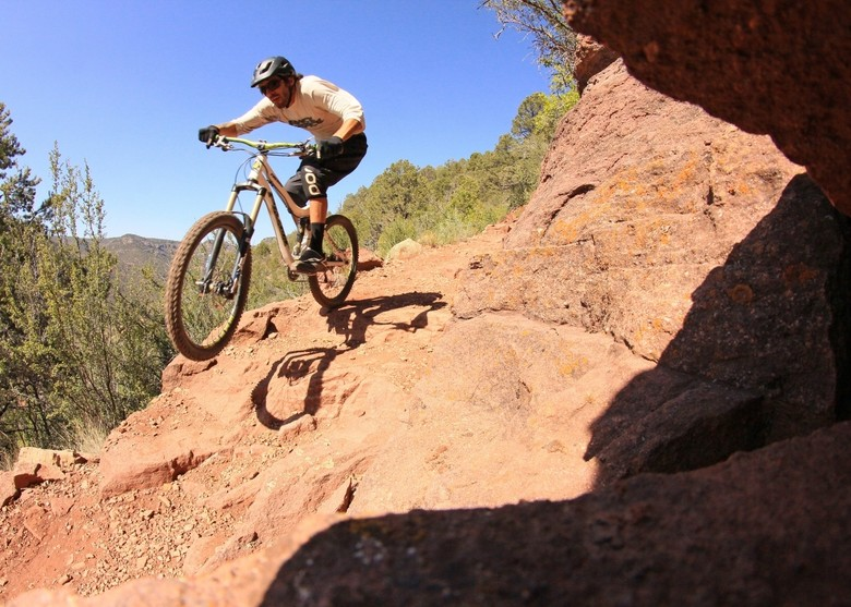 Projekt Roam Vital Quick Rip Mingus Mountain Az