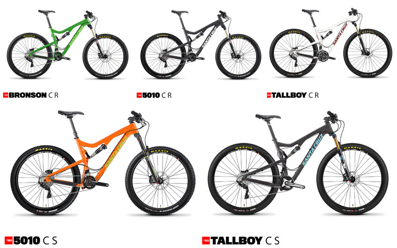 first look 2015 santa cruz carbon frames handlebars and grips mountain bikes feature stories vital mtb