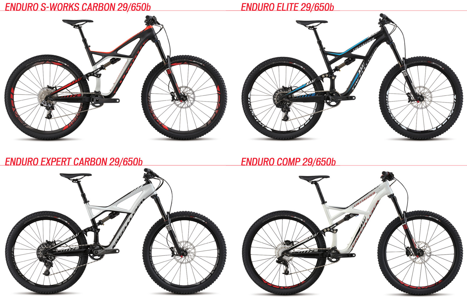 Now In 650b Introducing The 2015 Specialized Enduro Mountain