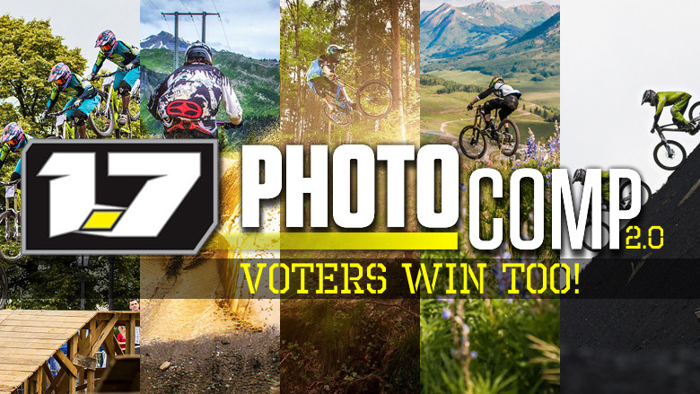 Vital MTB Weekly Photo Comp - Presented by 1.7 Cleaning Solutions