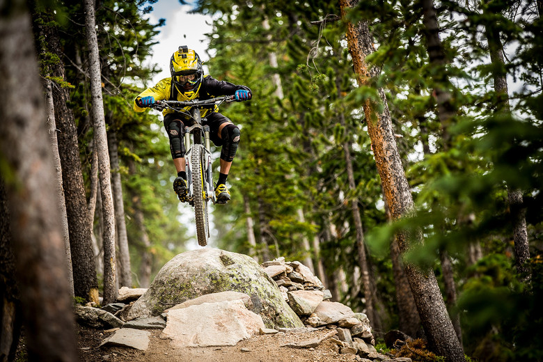RESULTS: Enduro World Series, Trestle Bike Park