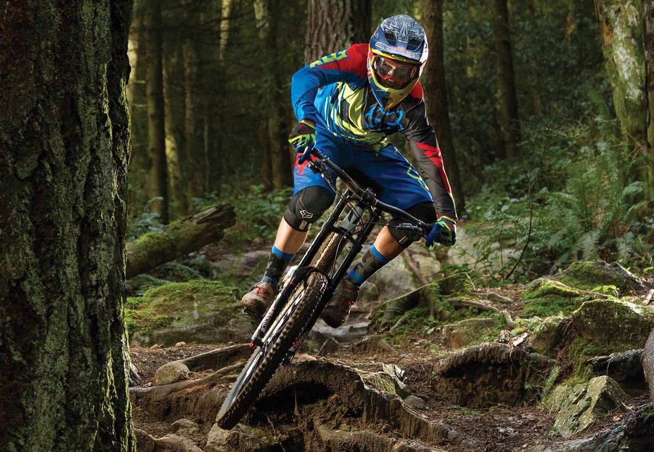 First Look Fox Spring 2015 Dh Collection Mountain Bikes Feature