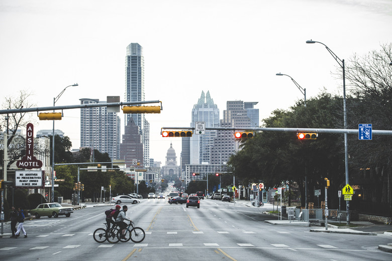 Austin, Texas is known for a lot of things: live music, barbecue, and the Longhorns. We found all those things, but we also found a cycling rich town with a small, but quality trail network.