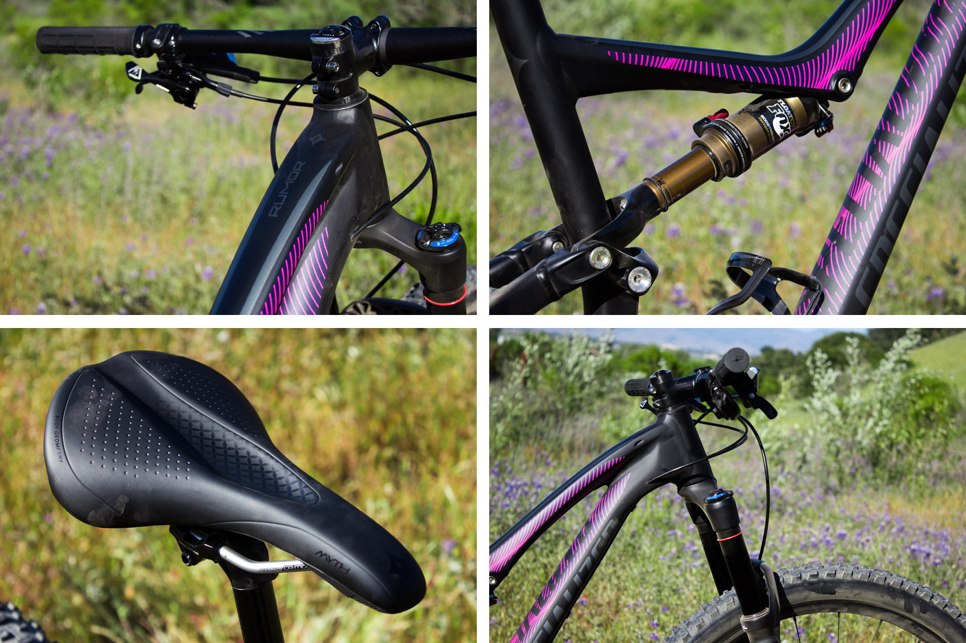 First Look First Ride 2016 Specialized Rumor 650b Women S Bike