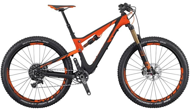 Breaking News: Scott Sports Announces 27.5+ Bikes