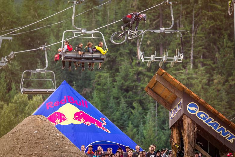 Semenuk the Serene - photo Scott Serfas/Red Bull.