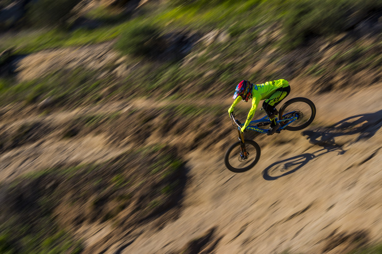 Rider: Eliot Jackson // Photos: Colin Meagher