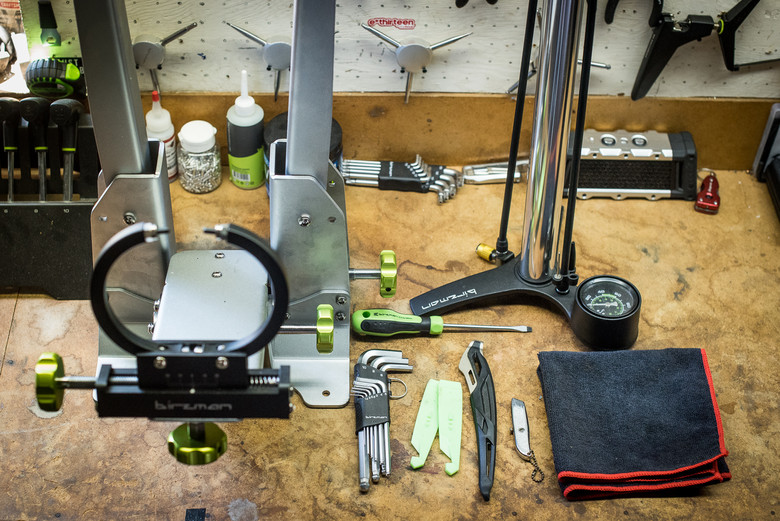 From the Workbench: At-Home Tubeless Conversion