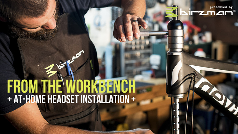 From the Workbench: At-Home Headset Installation