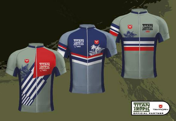 Taymory designs for the 2016 Titan Tropic Cuba by Gaes