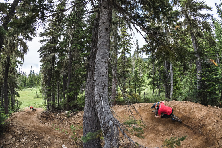After a short hiatus, we were thrilled when Mount Washington reopened to mountain bikers.