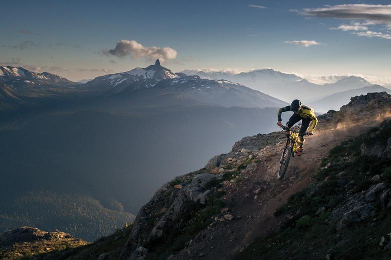 Rider: Spencer Wright | Photo: Robin O'Neill