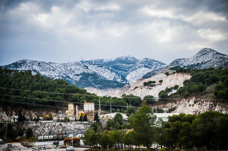Whoever heard of Snowy Spain?