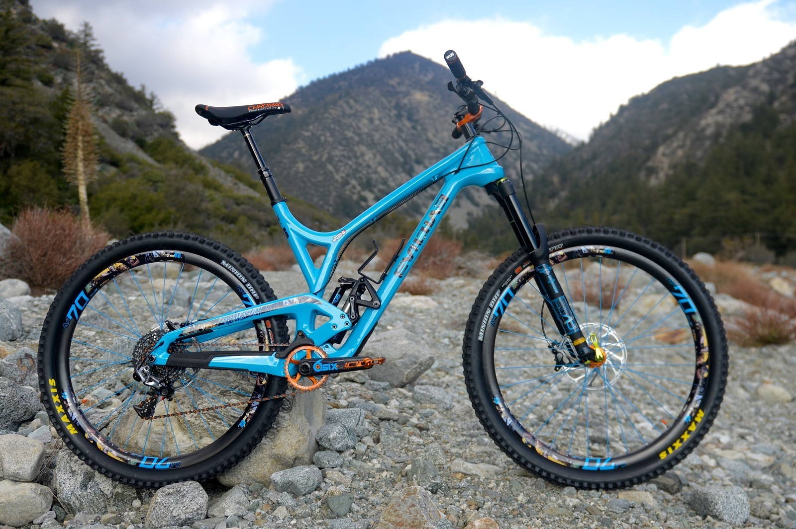 Why That Bike Evil The Wreckoning Mountain Bikes Feature