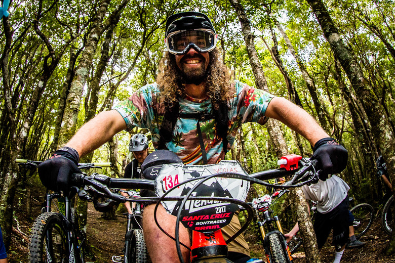 Frenchman Nicolas Piraud is such a cool guy and wins the award for best hippie style today!