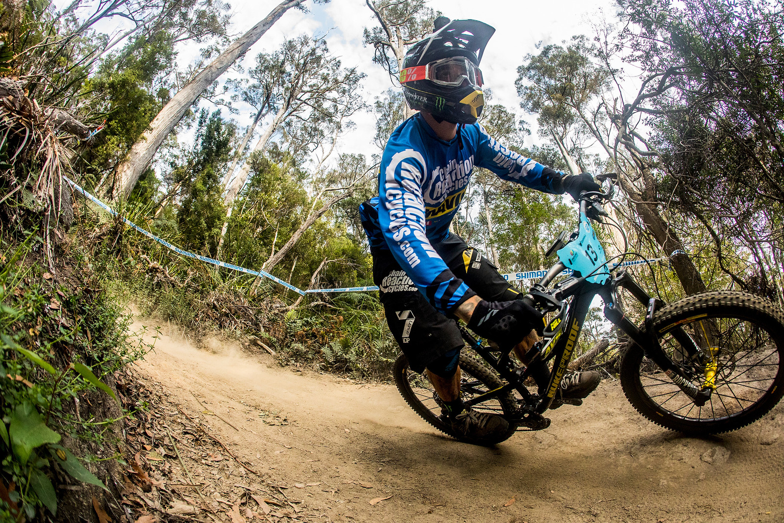 There is talk that Sam Hill did a monster gap on the track today. Just like in his DH days when everyone would whisper about some of Sam Hill's crazy sneaky one off lines.