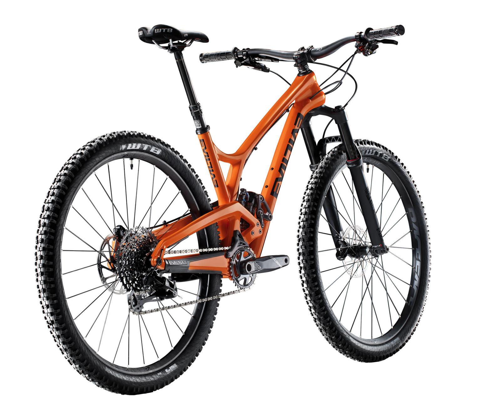 Evil Has A New Bike The Following Mb 29er Trail Bike Mountain