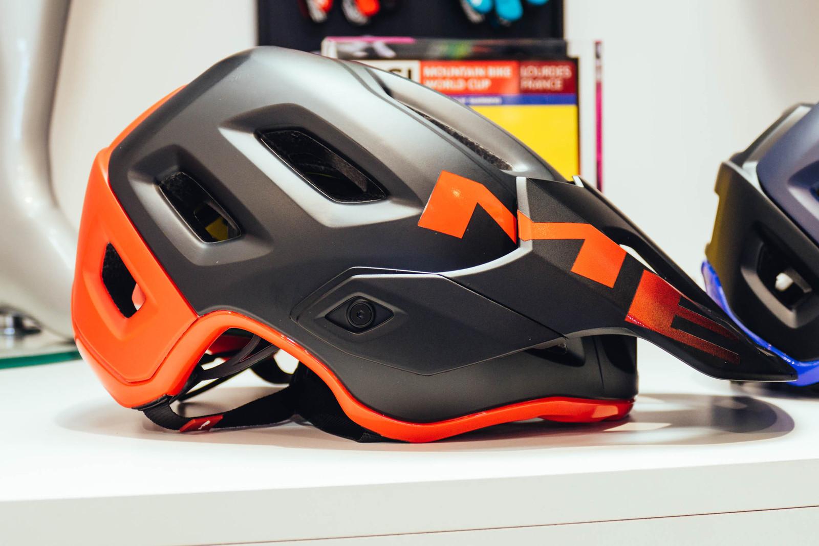 MET Roam Enduro Helmet at Eurobike