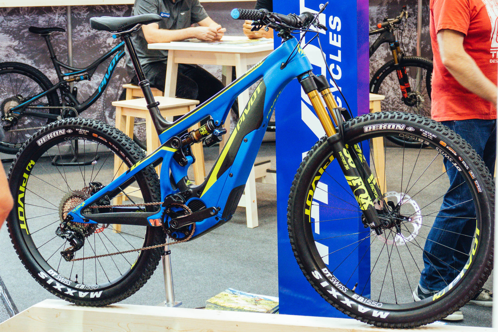 eurobike ten standout 2018 e bikes that vital mtb might. Black Bedroom Furniture Sets. Home Design Ideas