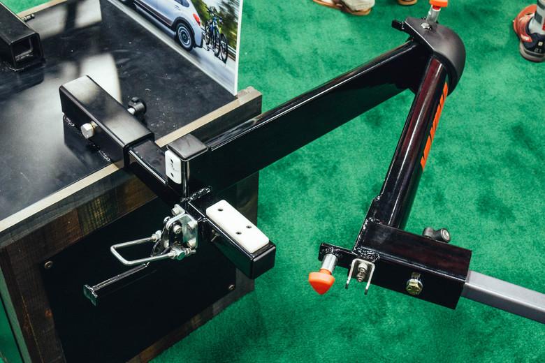 Yakima Holdup 2 >> Yakima Rack and Bike Transport Solutions at Interbike ...
