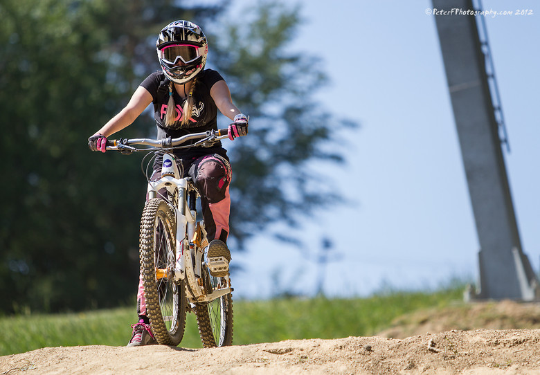 mimi  - PeterFPhotography - Mountain Biking Pictures - Vital MTB