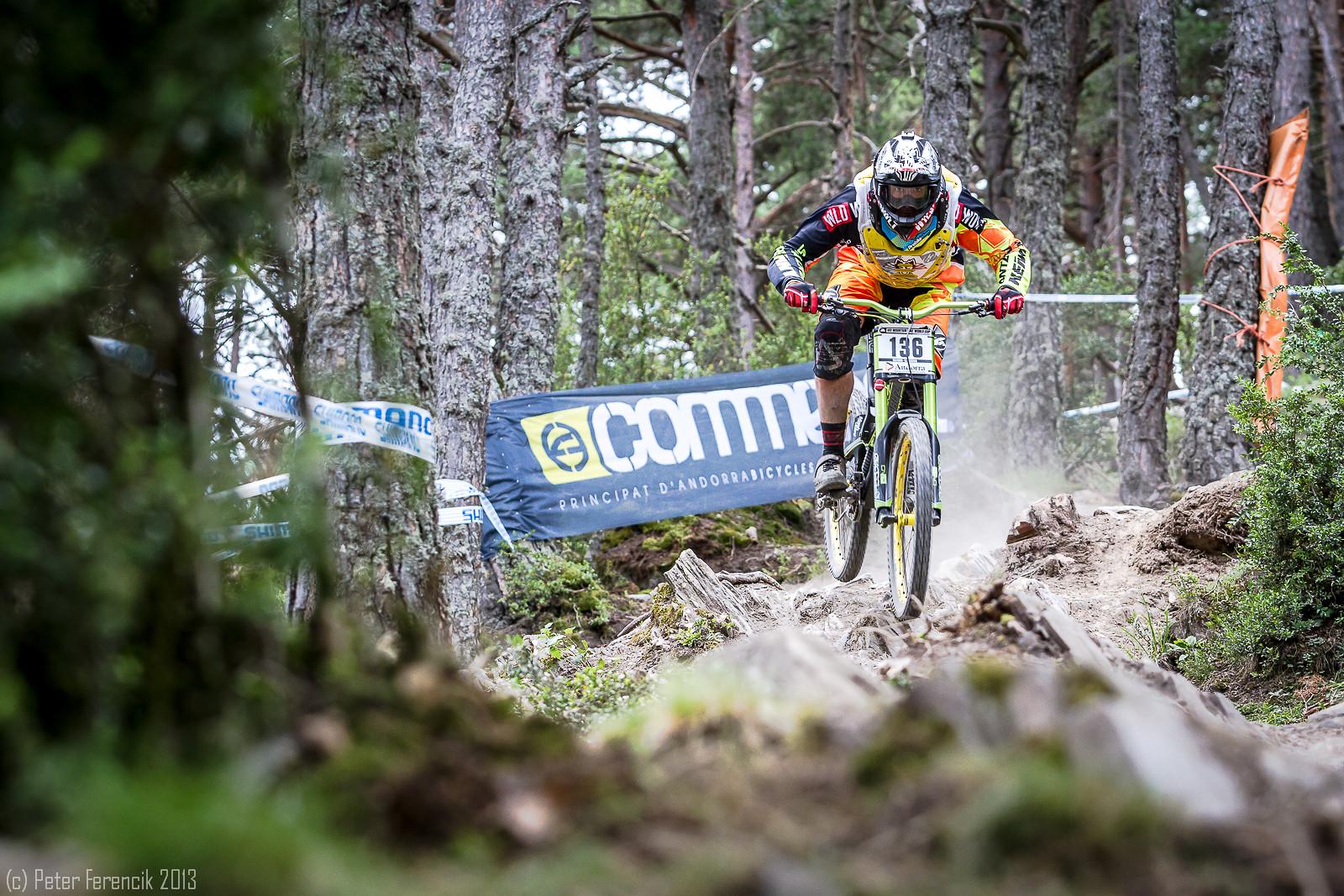 Cedric Gracia - PeterFPhotography - Mountain Biking Pictures - Vital MTB