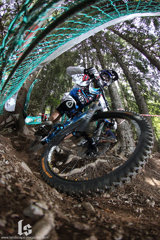 Gee Atherton  - chrisbortels - Mountain Biking Pictures - Vital MTB