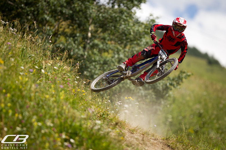 Sacha Rosmant - chrisbortels - Mountain Biking Pictures - Vital MTB