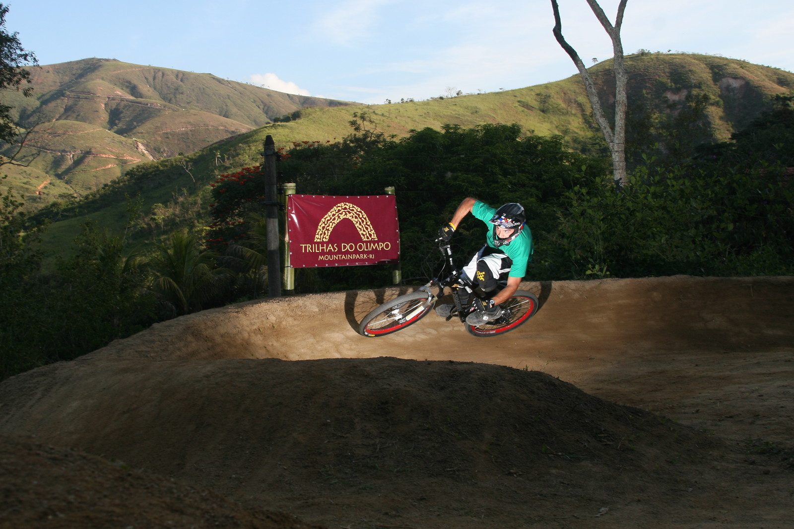 Olimpo's Pumptrack - jony - Mountain Biking Pictures - Vital MTB