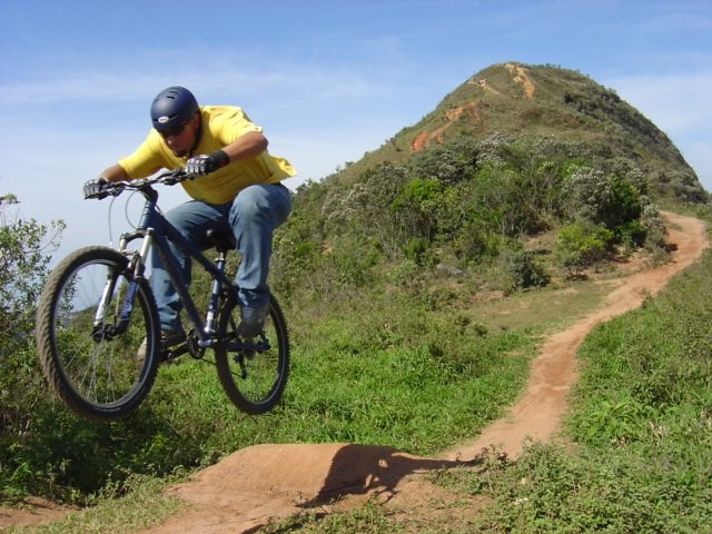 Quitandinha's Jump - jony - Mountain Biking Pictures - Vital MTB