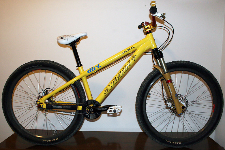 Pumptrack´s Bike