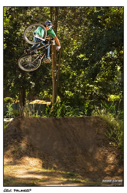 Justin - Afreakin Eric - Mountain Biking Pictures - Vital MTB