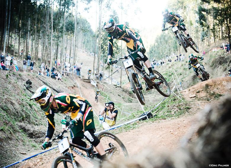 Greg Minnaar - Afreakin Eric - Mountain Biking Pictures - Vital MTB